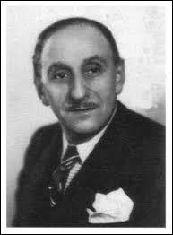 """Ce musicien, compositeur de 4 000 chansons, de 60 opérettes dont """"Violettes impériales"""", c'est ... Scotto."""