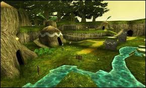 À quel village peut-on contrôler Link pour la première fois ?