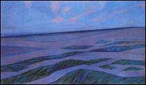 """Qui a peint """"Paysage de dunes"""" ?"""