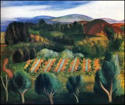 """Qui a peint """"Paysage de Provence"""" ?"""