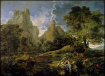 """Qui a peint """"Paysage avec Polyphème"""" ?"""