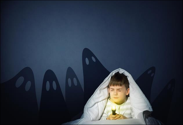 Comment s'appelle la peur du noir chez les enfants ?