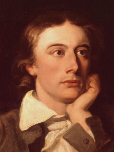 Lequel de ces poèmes n'a pas été écrit par John Keats ?
