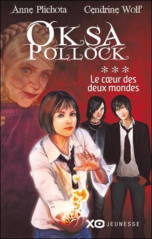 """Qui est l'illustrateur/illustratrice du livre """"Oksa Pollock"""" ?"""
