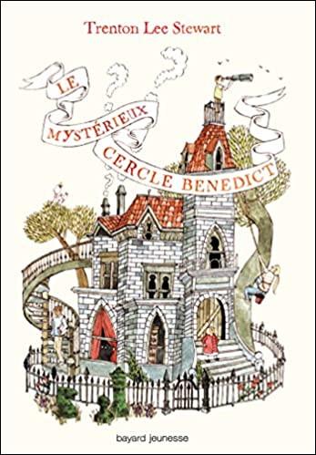 Mystérieux cercle Bénédict - Lequel de ces personnages appartient au livre ?