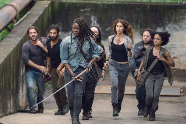 « The Walking Dead »