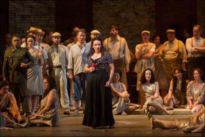 """""""Carmen"""" est une œuvre de Bizet. Quel est le prénom de ce compositeur?"""