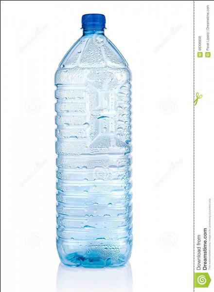 J'ai une bouteille en plastique vide.À quel endroit faut-il la jeter ?