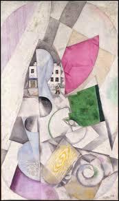 """Qui a peint """"Paysage cubiste"""" ?"""