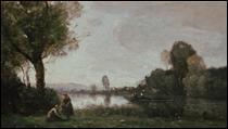 """Qui a peint """"Paysage de Seine près de Chatou"""" ?"""