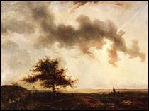 """Qui a peint """"Figures dans un paysage"""" ?"""