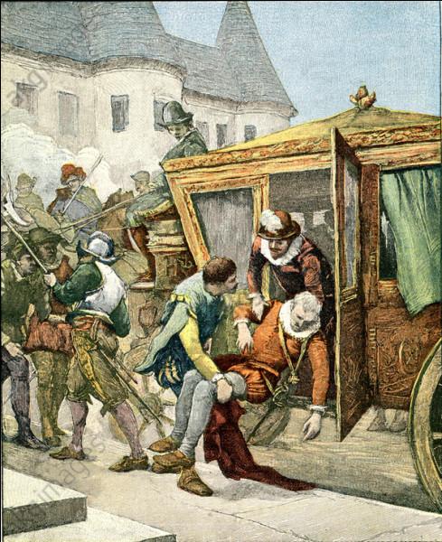 """Quel roi de France fut surnommé """"Le Vert-Galant"""" ?"""