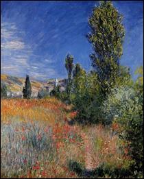 """Qui a peint """"Paysage sur l'Ile Saint-Martin"""" ?"""
