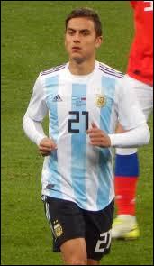 Dans quel club Paulo Dybala joue-t-il ? (2020)
