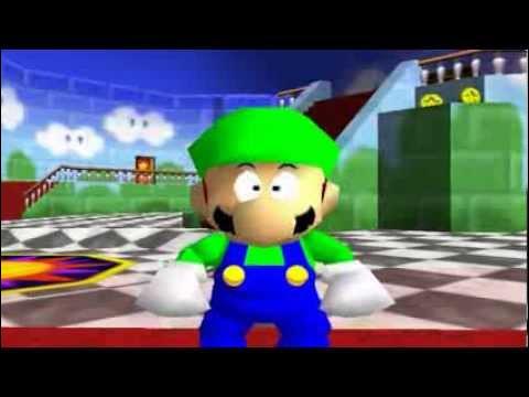 On le considère comme le meilleur ami de Mario mais c'est son frérot. Qui est-ce ?