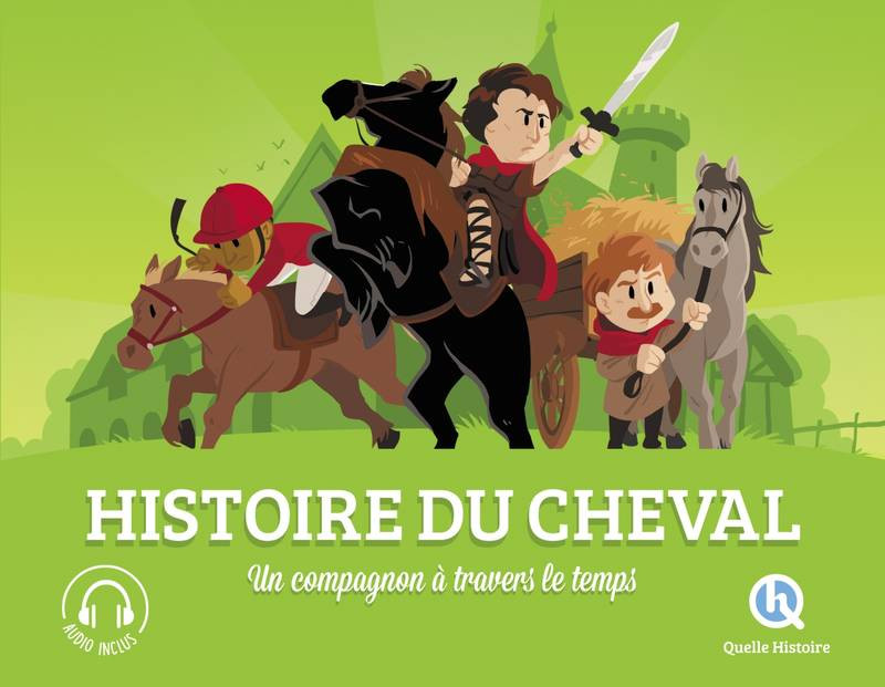 Histoire du cheval