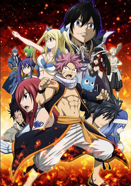 Combien y a-t-il de manga Fairy Tail ?