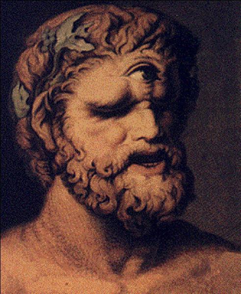 Quel est le nom du cyclope, fils de Poséidon dans la mythologie grecque ?