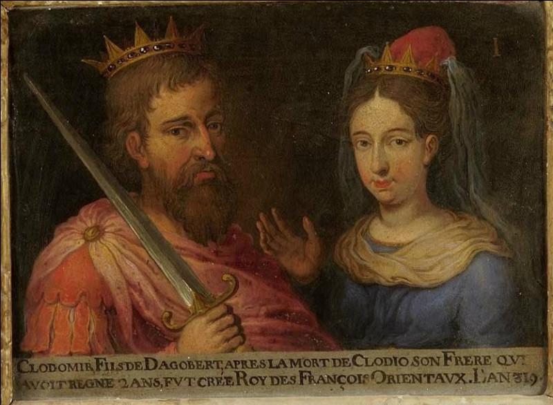 Combien d'années le roi des Francs Clodomir régna-t-il sur le royaume d'Orléans ?