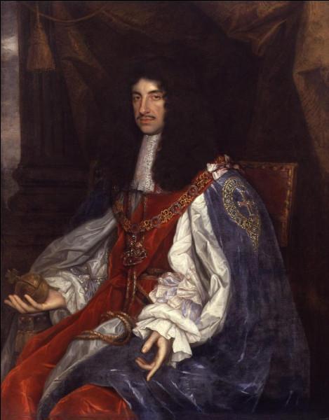 Comment était surnommé Charles II, benjamin des fils de Louis Ier, petit-fils de Charlemagne ?