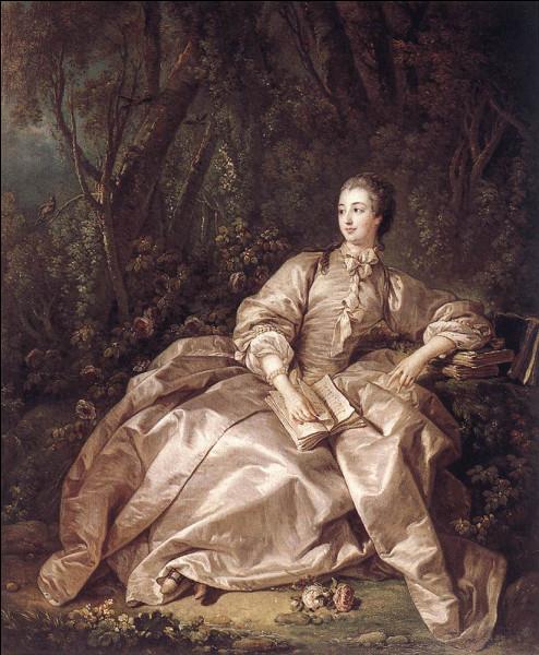 La suite logique est un peu d'Histoire de l'Art : qui était le peintre attitré de la marquise de Pompadour ?
