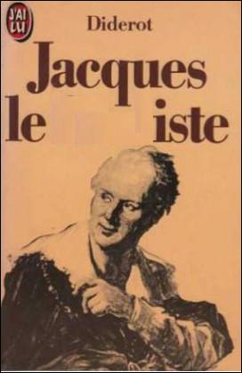 Quel est ce roman de Denis Diderot qui est un dialogue philosophique entre Jacques et son maître dont l'écriture s'étend de 1765 à 1784 ?
