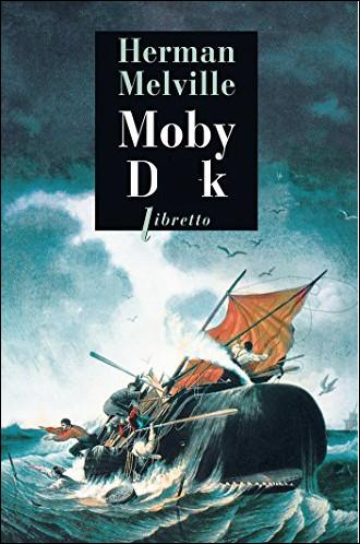 Quel est ce roman de l'écrivain américain Herman Melville paru en 1851 ?