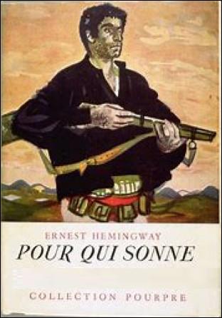 Quel est ce roman d'Ernest Hemingway publié en 1940 qui s'inspire de révolution espagnole de 1936 ?