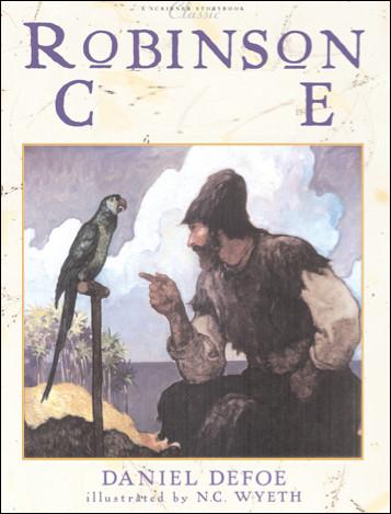Quel est ce roman d'aventures anglais de Daniel Defoe publié en 1719 ?