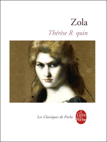 Quel est ce roman de l'écrivain Émile Zola publié en 1867 ?
