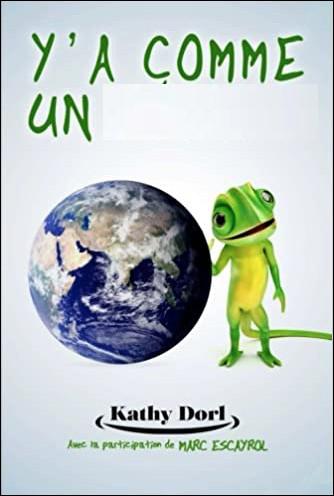 Quel est ce roman de l'écrivaine américaine Kathy Dorl publié en 2016 ?