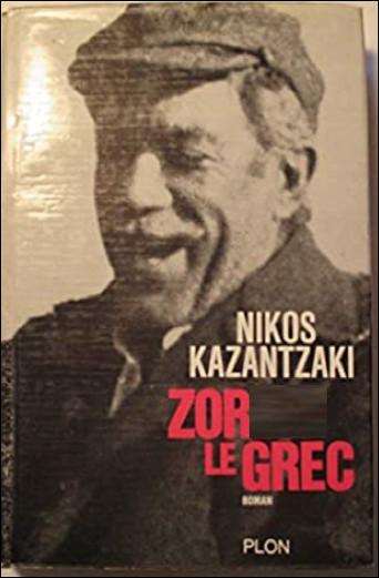 Quel est ce roman de l'écrivain grec Nikos Kazantzáki publié en 1946 ?