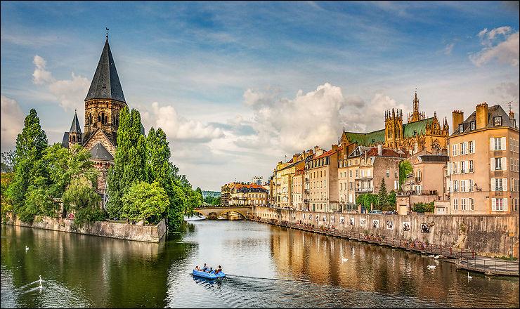 Qui sont les habitants de Metz ?