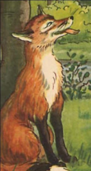 Complétez cette célèbre fable : Le ... et le renard.
