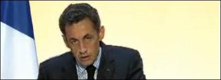 Dans un discours prononcé en avril dernier, Sarkozy avait déclaré au sujet des zones inondables...