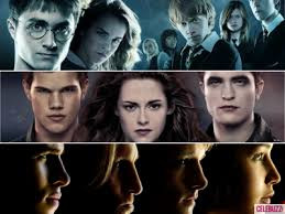 'Harry Potter' ou 'Twilight' ? - (2)