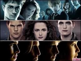 'Harry Potter' ou 'Twilight' ? - (5)