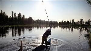 C'est le nom l'activité consistant à capturer des animaux aquatiques dans leur milieu naturel.
