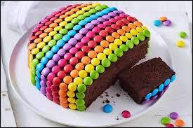 Dans une expression, elle se trouve sur le gâteau.