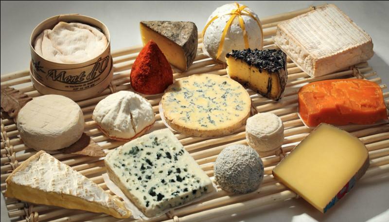 Combien de variétés de fromages sont recensées en France ?