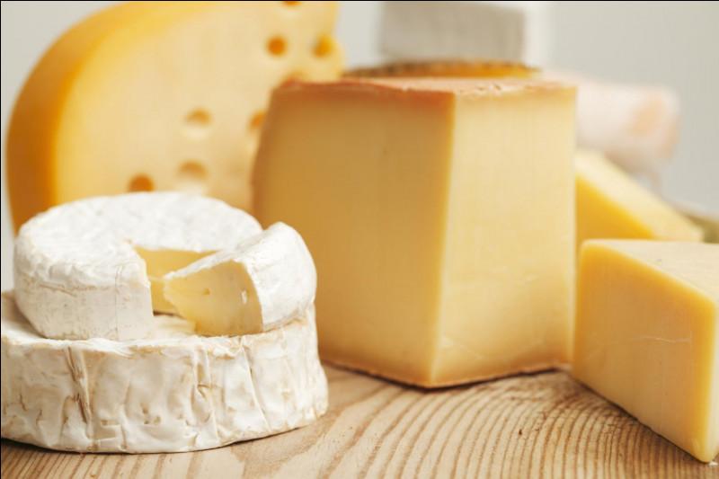 En moyenne, quelle quantité de fromages mange un Français chaque année ?