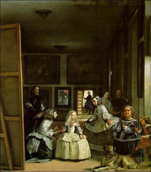 Quel est le peintre de cette toile conservée au Prado ?