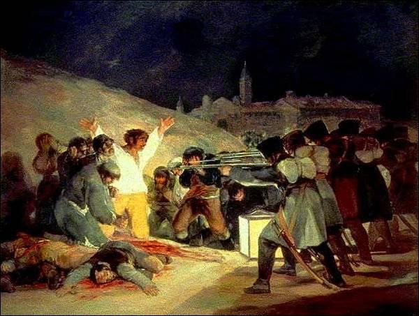 Prado : Quel évènement ce tableau représente-t-il ?