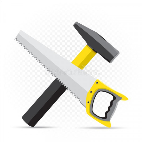 Qui peut être marteau ou scie ?