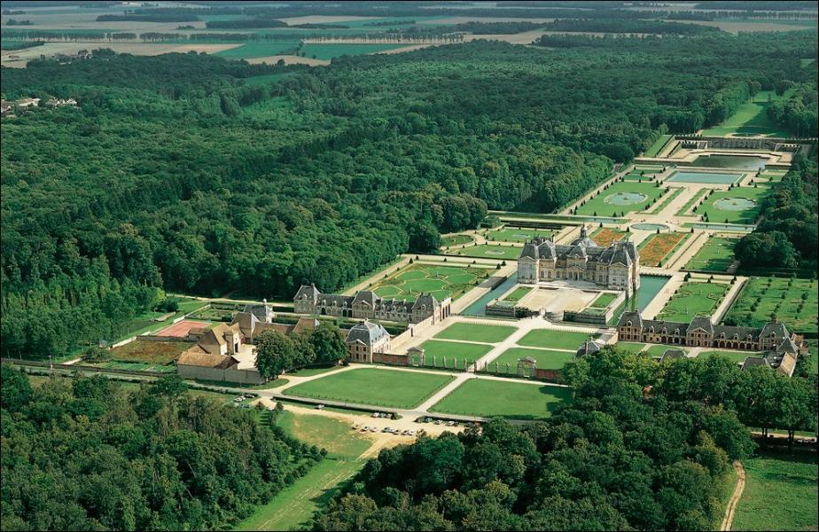 Un chateau et son parc