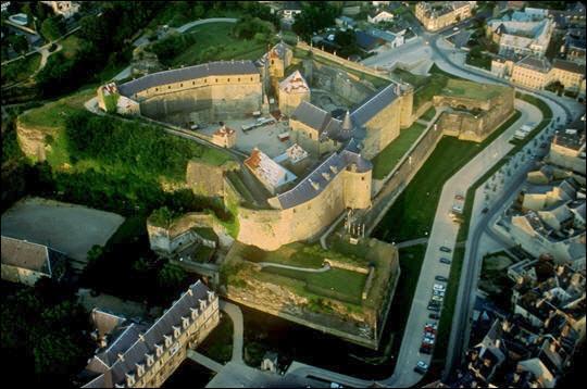 Une ville fortifiée
