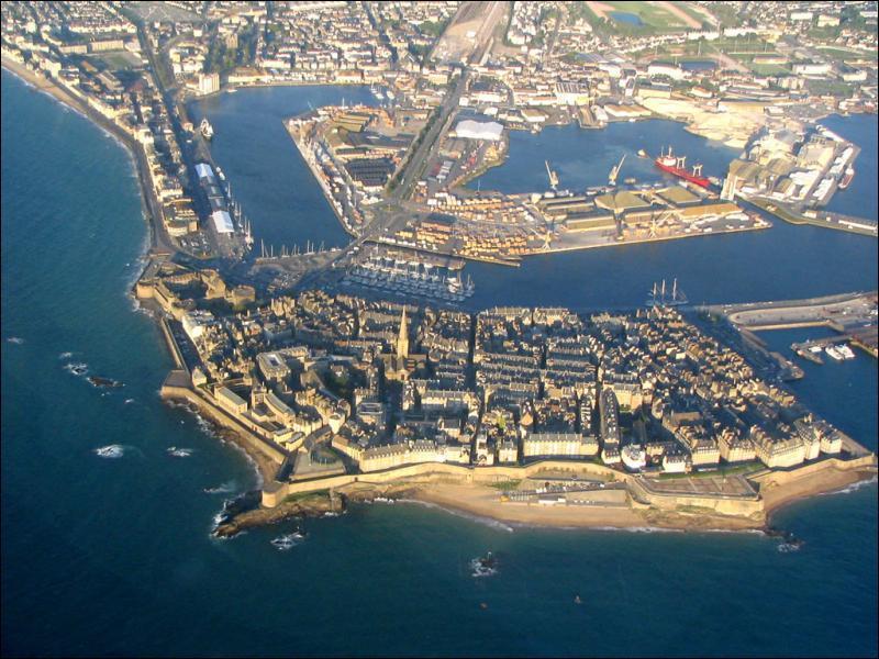 Une cité corsaire bretonne