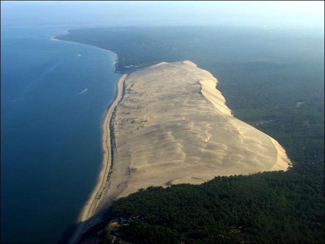 Que de sable ...
