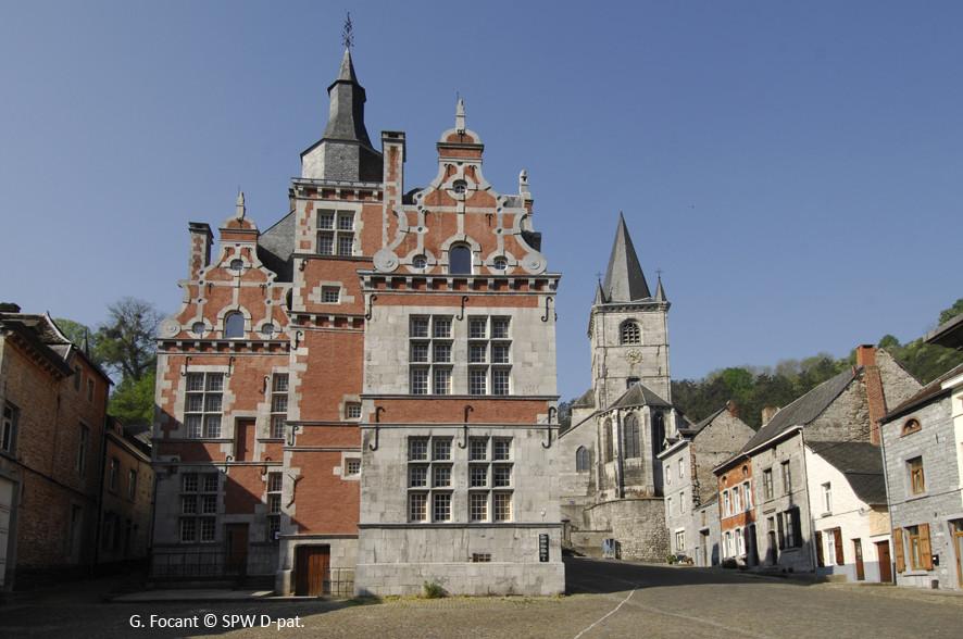 La Maison du patrimoine médiéval mosan