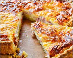 Oh ! Question super dure : où mange-t-on de la quiche lorraine ?